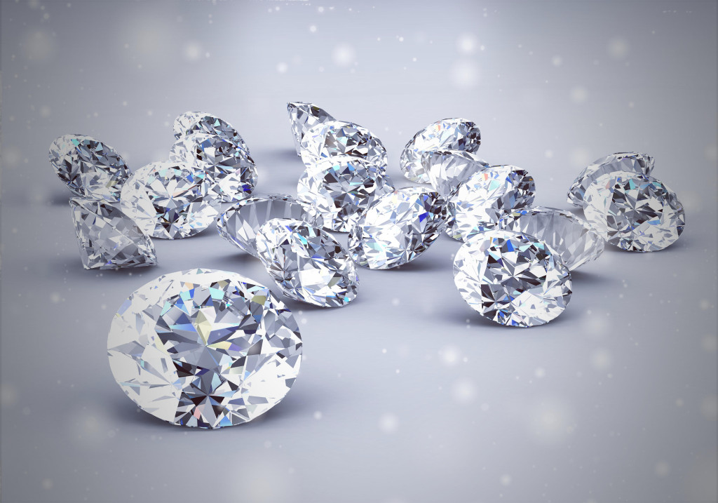 diamond jewel High resolution