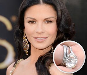 Top 10 Celebrity Engagement Rings