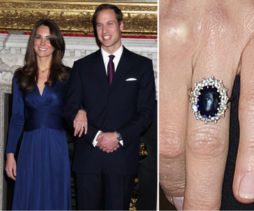 Will and Kate ring