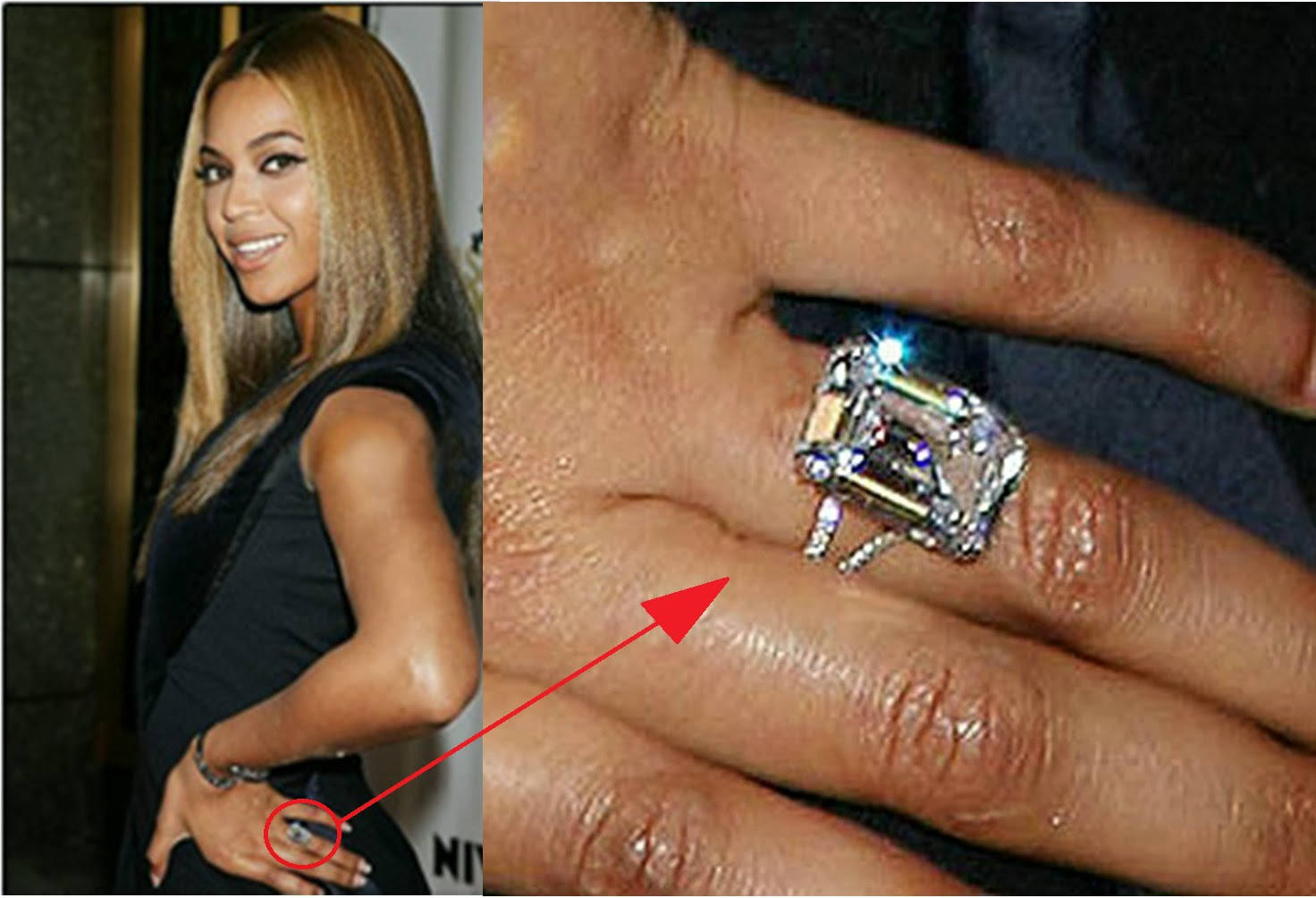 10 most memorable Celebrity Engagement Rings