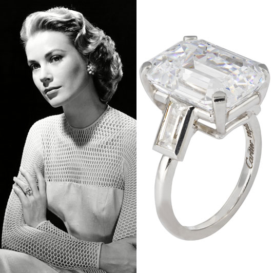 Grace Kelly ring