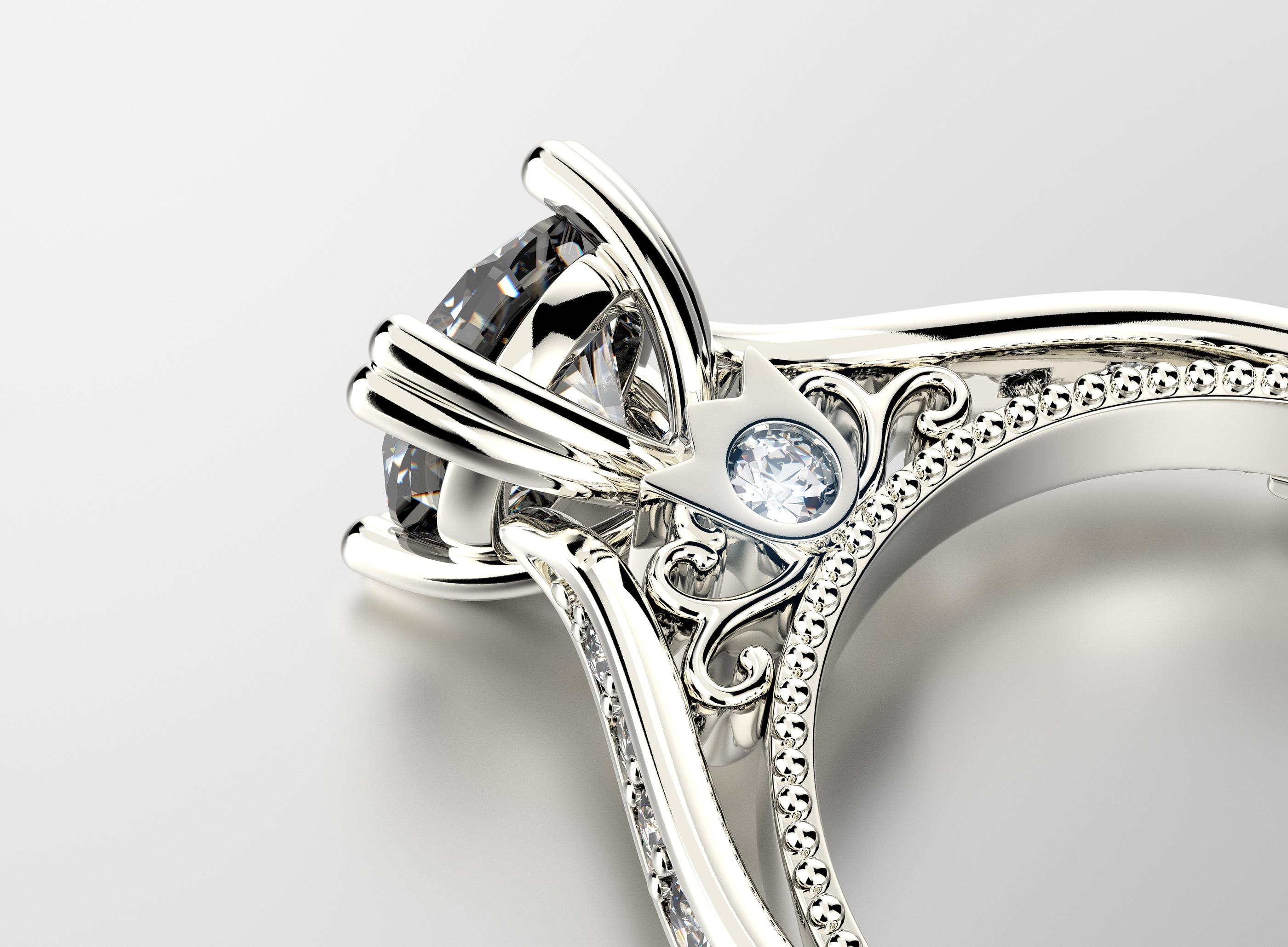 Wholesaler Vs Retailer When Buying A Diamond Engagement Ring Diamond Hedge